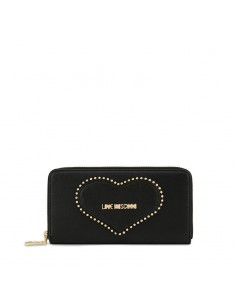 Love Moschino - Wallet with all around zip