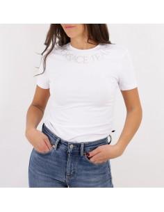 Versace Jeans Couture - T-shirt LOGO BORCHIE