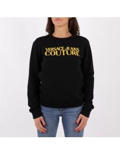 Versace Jeans Couture - Felpa LETTERING LOGO
