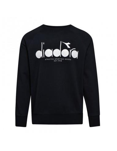 Diadora - Hoodie CREW 5PALLE OFFSIDE