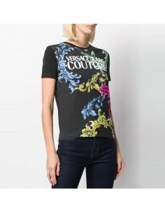 Versace Jeans Couture - T-shirt Multicolor logo