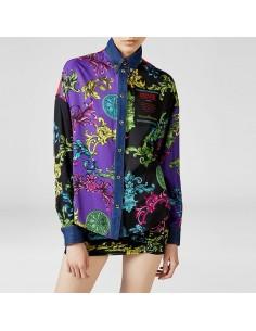Versace Jeans Couture - Camicia Barocco multicolore