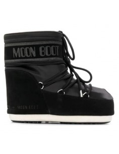 Moon boot - Tronchetto da neve Classic low satin