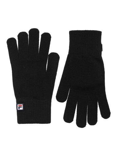 FILA - Gloves with patch logo