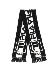 FILA - Sciarpa con logo Intarsia