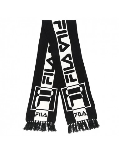FILA - Scarf with logo Intarsia