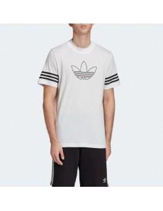 Adidas - T-Shirt Outline