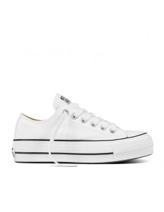 Converse - Low sneakers CHUCK TAYLOR ALL STAR PLATFORM CANVAS LOW TOP