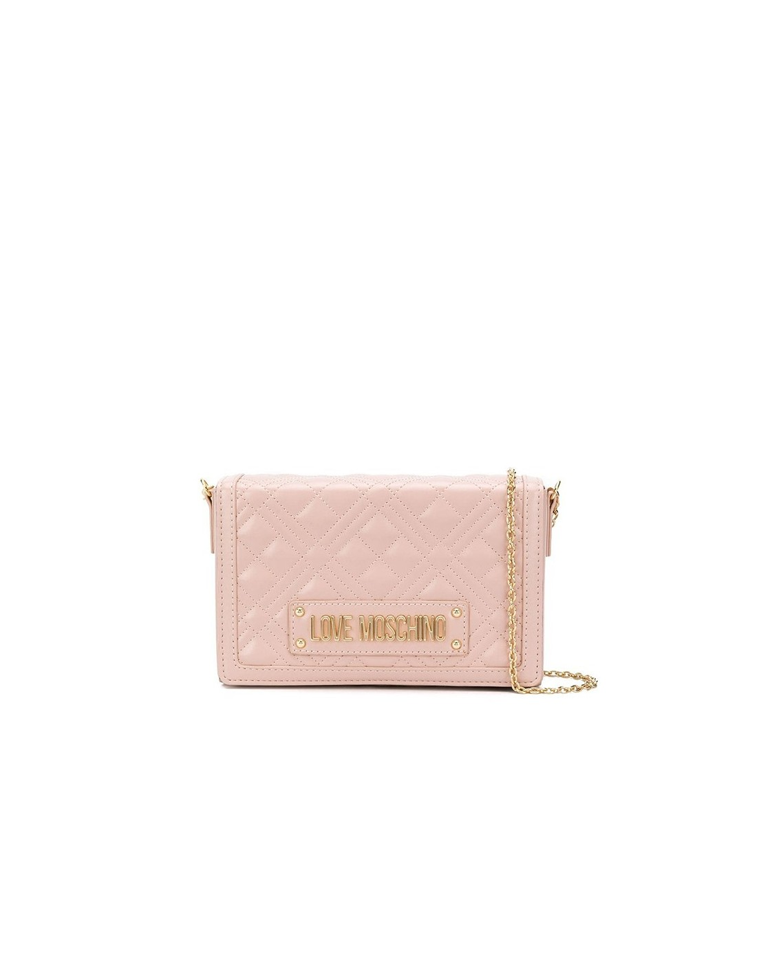 New collection pochette Love Moschino available online
