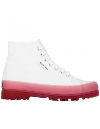 Superga - Sneakers alta Alpina Jellygum