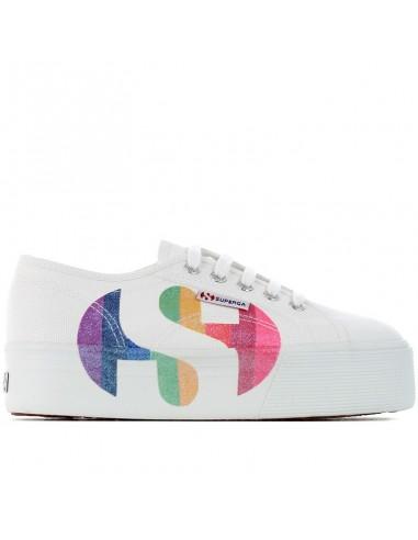 Superga - Sneakers glitter logo