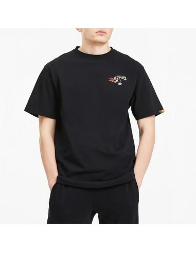 Puma x Randomevent - T-shirt logo
