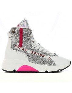 Spark - High sneakers with...