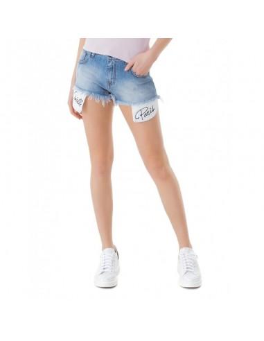 Gaelle Paris - Shorts in denim
