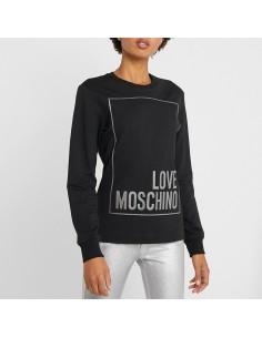 Love Moschino - Felpa con...