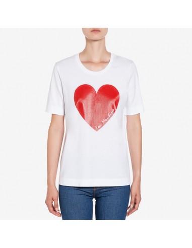 Love Moschino - T-shirt con logo