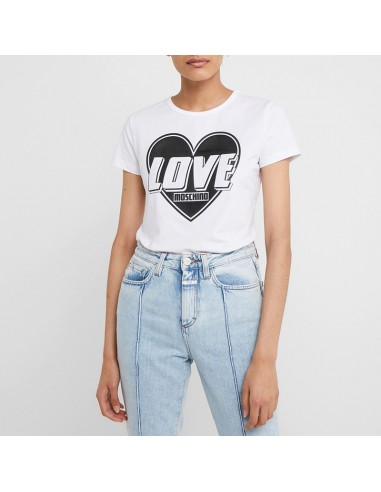 Love Moschino - T-shirt con logo