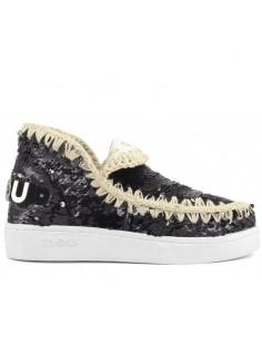 Mou - Summer Eskimo Sneaker All Sequins