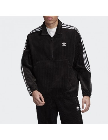 Adidas - Sweatshirt with zip CORDUROY...