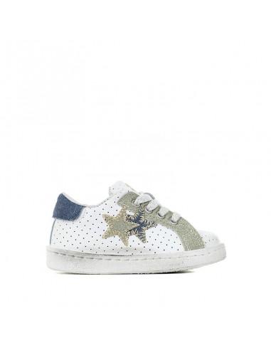 2Star - Sneaker da bambina con logo