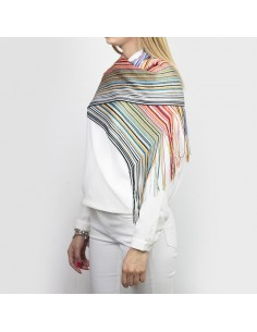 Missoni - Scarf with zig...
