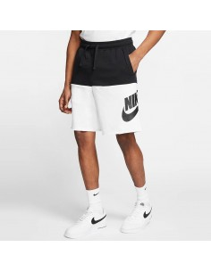 Nike - Bicolor shorts with...