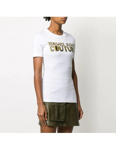 Versace Jeans Couture - T-shirt with...