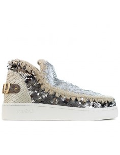Mou - Summer Eskimo Sneaker Mixed Material