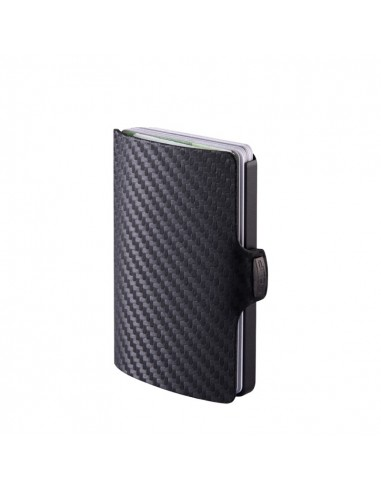 I-Clip - Wallet SLIM carbon