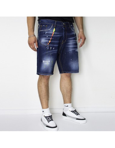 Phyton - Denim short