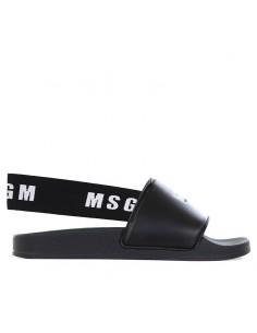 MSGM - Ciabatte con logo