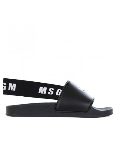 MSGM - Slipper with logo