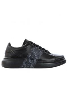 Guess - Sneakers con banda...