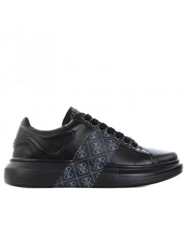 Guess - Sneakers con banda logata