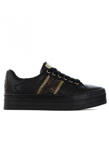 Guess - Sneakers platform with logo