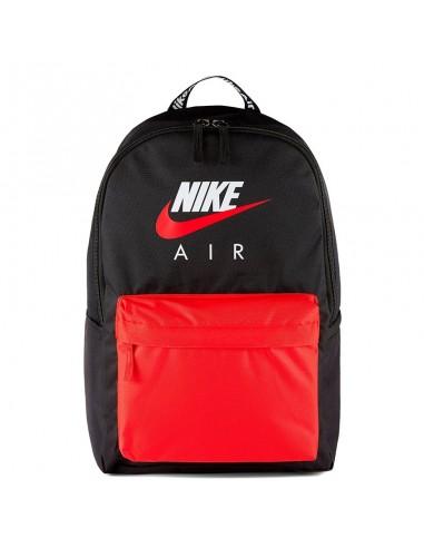 Nike - Zaino bicolore con logo Heritage