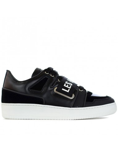 Les Hommes - Sneakers with logo