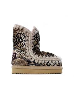 Mou - Ankle boot Eskimo Kids Pyhton Velvet