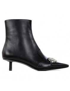 What For - Ankle boot with buckle