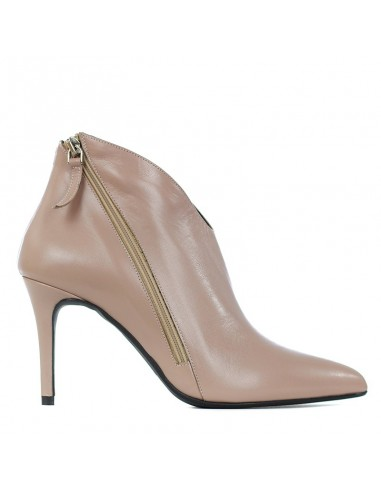 Albano - Ankle boot with double zip