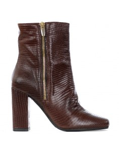 Wo Milano - Ankle boot with zip