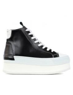 Cinzia Araia - High top sneakers platform