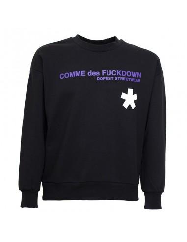 Comme des Fuckdown - Felpa con logo