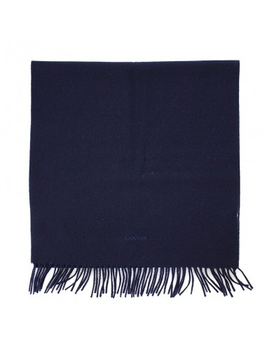 LANVIN PARIS - Scarf with logo