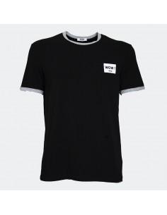 MSGM - T-shirt con logo