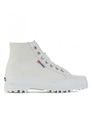 Superga - Sneakers mid con logo