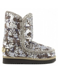 Mou - Ankle boots Eskimo 24 Limited Edition Tartan Sequin