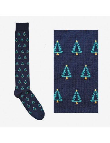 Fefè Glamour - Long socks Albero di...