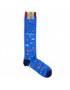 Gallo - Long socks with Generation fantasy