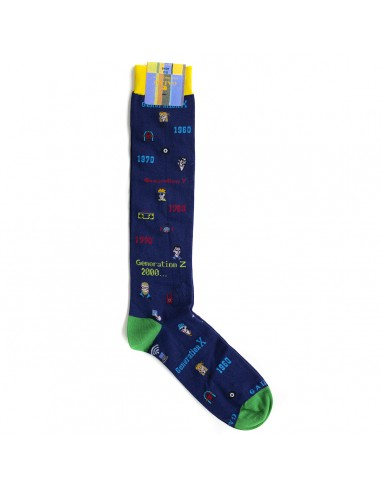 Gallo - Long socks with Generation...